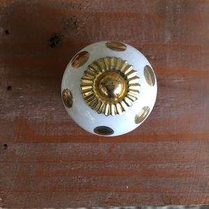 Gold Spot Drawer Knob - home accessories