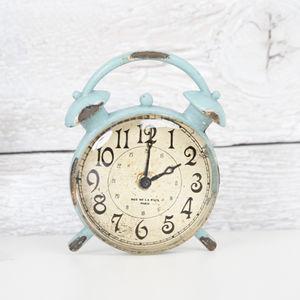 Alarm Clock Drawer Handle Knob, Duck Egg