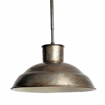 Shack Pendant Light