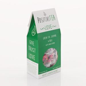 'Love' Heart Chakra Tea - teas, coffees & infusions