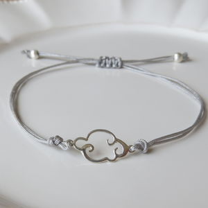 Cloud Friendship Bracelet - bracelets & bangles