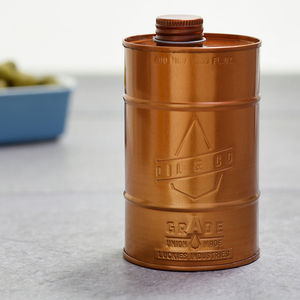 Oil And Co Pourer Copper - tableware