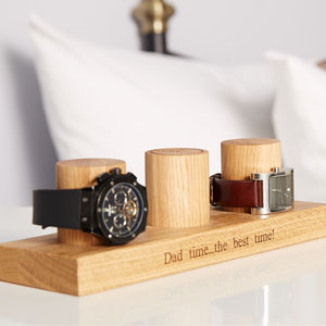 Watch Stand - jewellery gifts for fathers