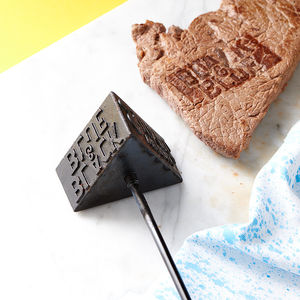 Barbecue Steak Stamp - best gifts for dads