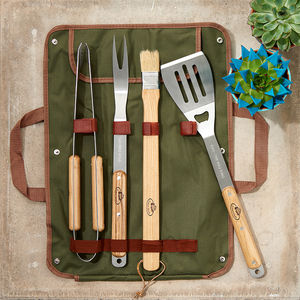 Barbecue Tool Set - personalised