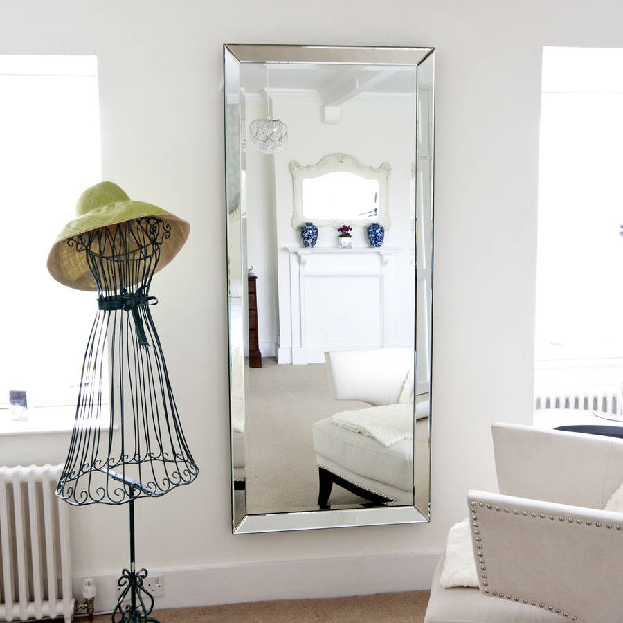 Modern Dressing Mirror By Decorative Mirrors Online