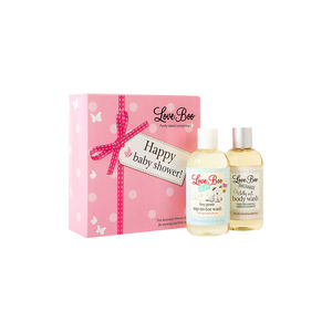 Happy Baby Shower Gift Set - baby care