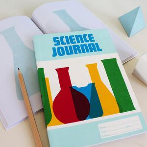 Science Journal - back to school delights