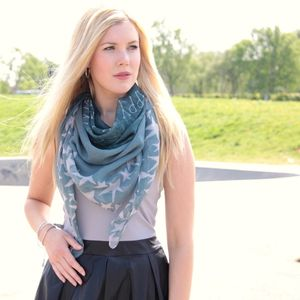 Starry Nights Scarf - womens