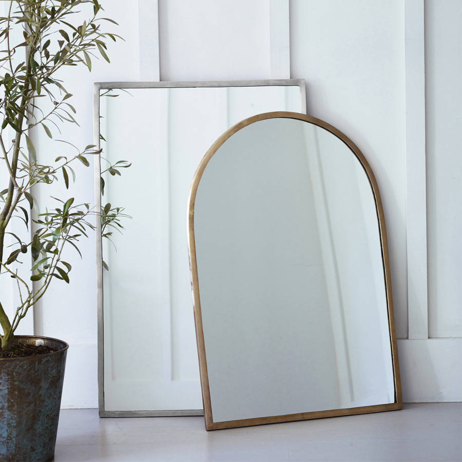 Aster framed mirrors by rowen wren for Mirror o mirror