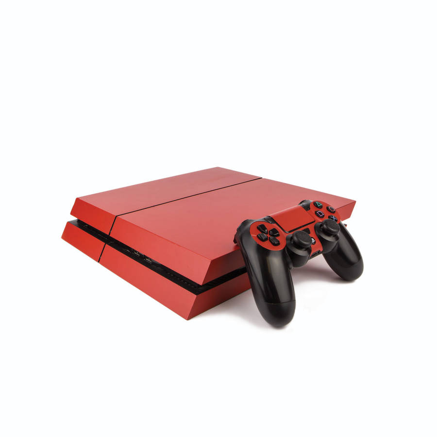 Ps4 Play Station Four Colourful Skin