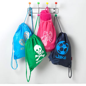 Personalised Children's Swim / Gym Bag - shop by price