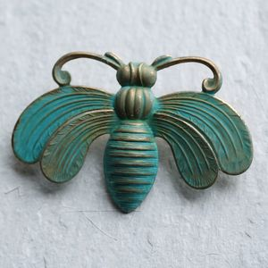 Bee Brooch - pins & brooches