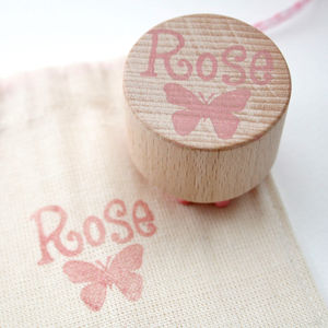 Childs Name Stamp Made To Order