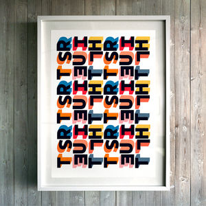 Truth Lies. Fine Art Giclée Print