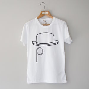 Men's Monocle Slim Fit T Shirt - Mens T-shirts & vests