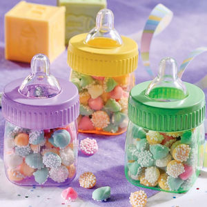 Baby Shower Favour Bottles
