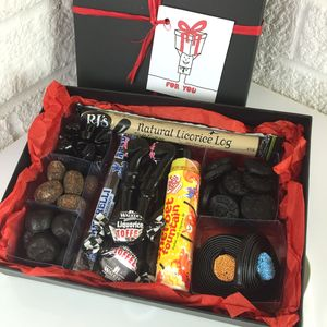 Liquorice Lovers Tasting Gift Box