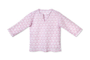 Mini Kurta Anchor Pink