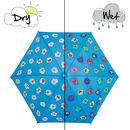 Children's Colour Changing Pansy Umbrella