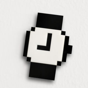 Perspex Watch Brooch - view all sale items