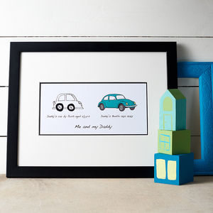 Personalised Journey Together Your Child's Drawing