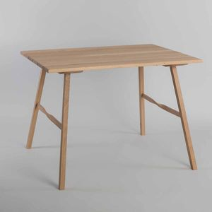 Tom Raffield Salt Table | Medium Oak Wooden Table
