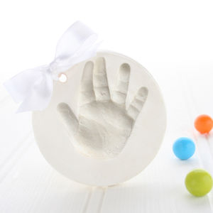 Baby Ornament Imprint Hand Or Foot Print Casting Kit