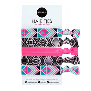 No Kink Hair Ties Festival - hats, hairpieces & hair clips
