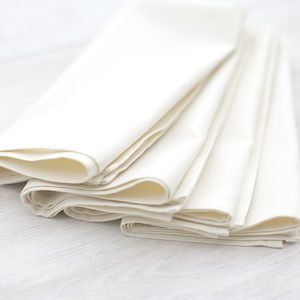 Napkin Linen Cotton Paula