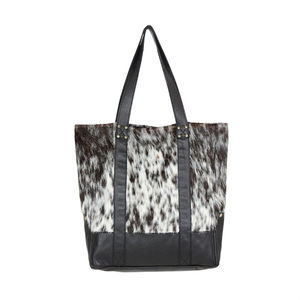 Lupe Salt And Pepper Tote Bag