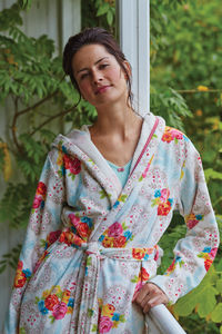 French Vintage Bathrobe By Pip Studio - bathroom