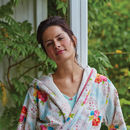 French Vintage Bathrobe