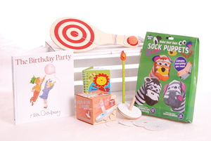 Preschool Craft Gift Box