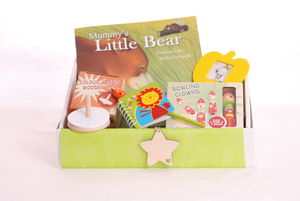 Preschool Birthday/Christmas Gift Box