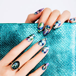 Nacre Nail Wraps - nail care