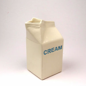 Cream Carton Jug - dining room