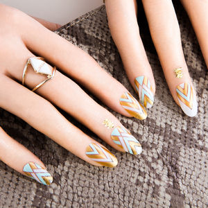 Cleo Nail Wraps - fashionista gifts