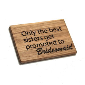 Personalised Only The Best Sisters…Magnet - magnets