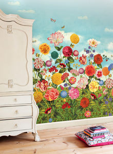 Wild Flowerland Wallpower - home accessories