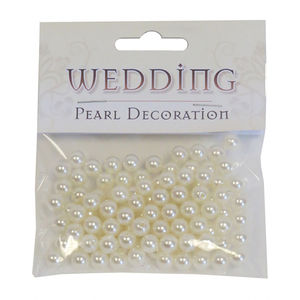 Wedding Pearl Table Confetti - new lines added