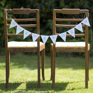 Mr And Mrs Bunting - decoration