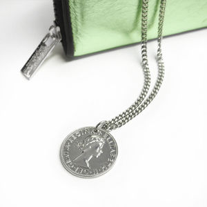 Coin Pendant - necklaces & pendants