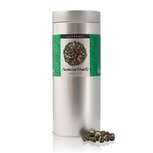 Supreme Jasmine Pearls Green Tea - teas, coffees & infusions
