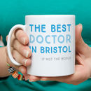 Best 'Profession' In… Personalised Mug