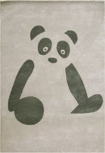 Children's Rug Panda - rugs & doormats