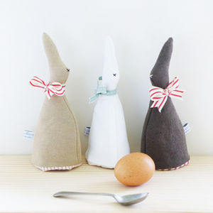 Bunny Egg Cosy - easter homeware