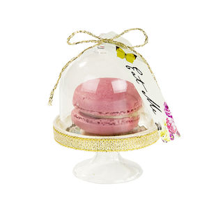 Alice In Wonderland Mini Cake Domes - cake stands