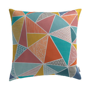 Tress Cushion - patterned cushions