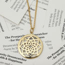 Prosperity Dreamcatcher Necklace